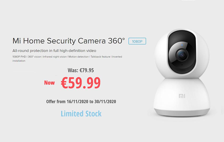 Mi Security Camera