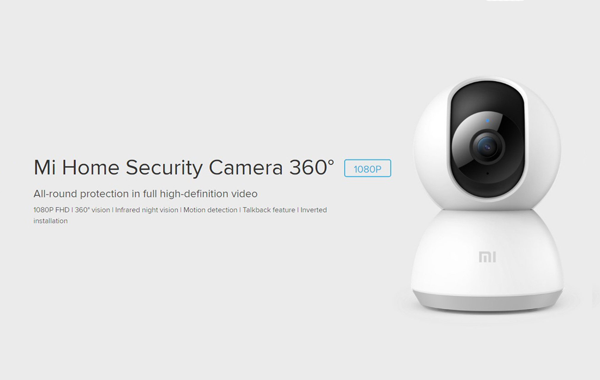 Mi Security Camera