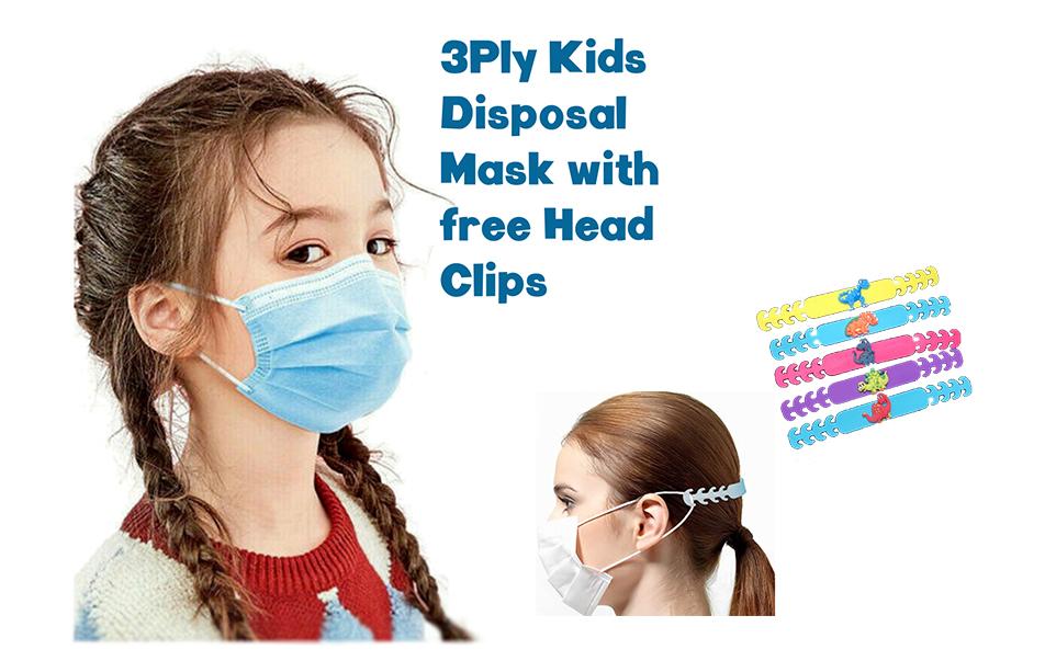Kids Disposal Mask